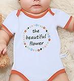 Fiream Baby Girls Clothes Infant Romper Bodysuit