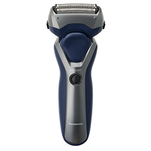 Panasonic Es-rt17-k Arc3 Electric Shaver 3-Blade Cordless Razor with Wet Dry Convenience for Men, 6.6 Ounce