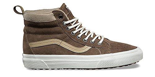 Hi Black Sneakers SK8 Vans Mens Teak True amp; White MTE T6Y5q6