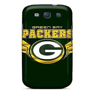 Perfect Green Bay Packers Case Cover Skin For Galaxy S3 Phone Case