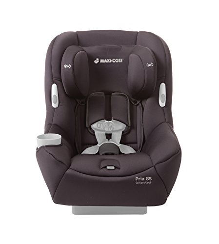 Maxi-Cosi Pria 85 Car Seat Fashion Kit, Devoted Black (Car Seat Sold Separately)