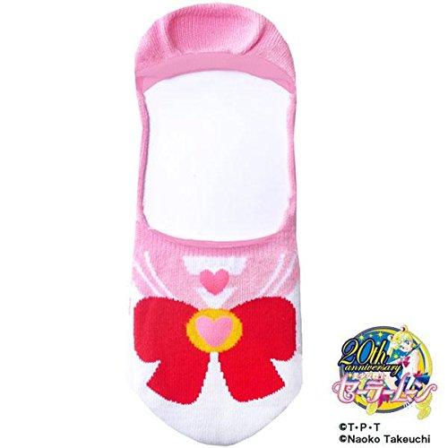 Sailor Moon Character 20th Anniversary Cute Socks (Sailor Chibi Moon Costume)