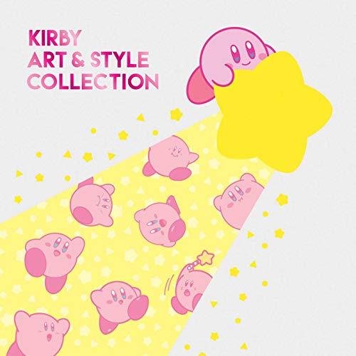 kirby books - 1