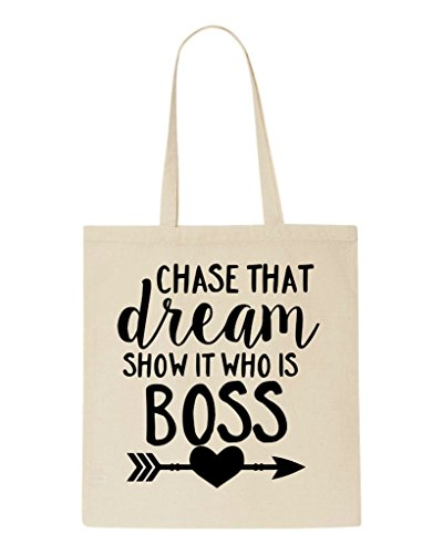 That Bag Dream Who Show Shopper Tote Beige Chase Statement Is Boss It pqxTWz5wd