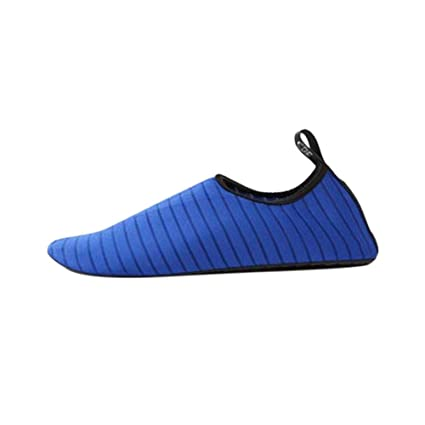 d3344c1c2f Sanmubo Water Sports Shoes Soft Slippers Wading Diving Shoes Snorkeling Beach  Swimming Non-Slip Fitness