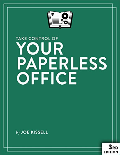 Control Document (Take Control of Your Paperless Office)