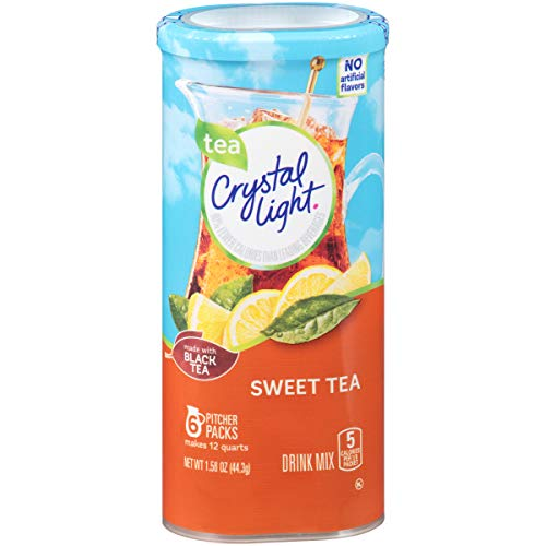 Crystal Light Sweet Tea, 1.56 oz