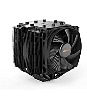 be quiet! BK022 Dark Rock Pro 4 CPU Air Cooler 250W TDP 6-Pole Fan Motor 6 Heat Pipes Silent Wings135mm PWM Fan Black