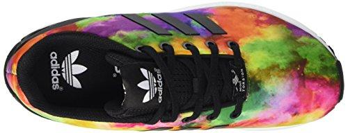adidas ZX Flux K, Zapatillas Bajas Para Niños Core Black/Core Black/Ftwr White