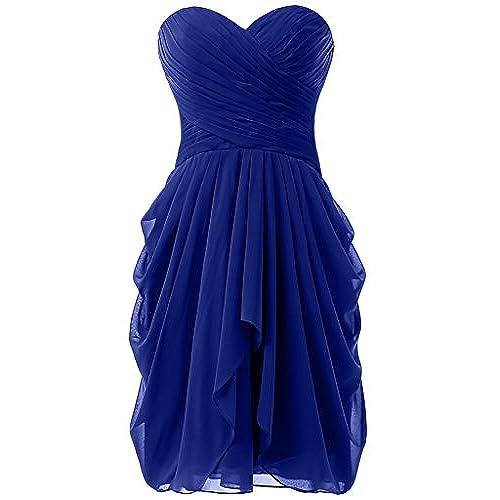 Homecoming Blue Dresses Amazon