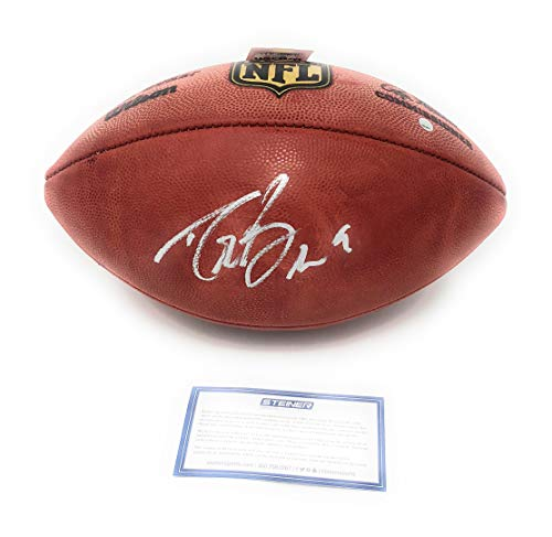 Drew Brees New Orleans Saints Signed Autograph Authentic NFL Duke Football Steiner Sports Certified ()