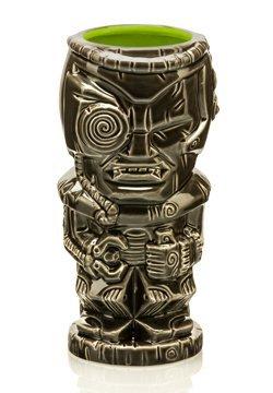 - Geeki Tikis Star Trek The Borg Mug | Official Star Trek: The Next Generation Collectible Tiki Style Ceramic Cup | Holds 16 Ounces