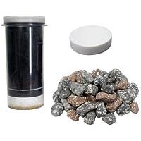 NIKKEN PIMAG WATER SYSTEM PAQUETE REPUESTOS COMPLETO : Cartucho esponja 1000 gr. piedras minerales y de plata