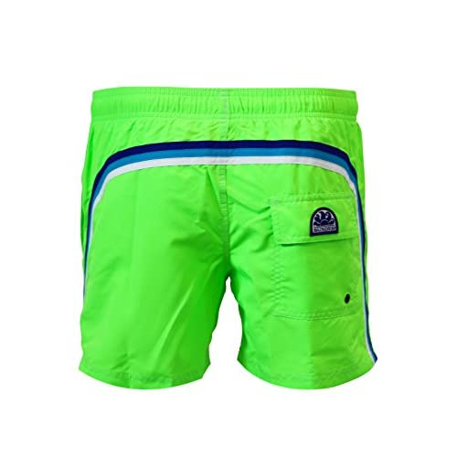 23f1aa8054 high-quality Sundek Fluorescent Green Men´s Swim Shorts 504 - www ...