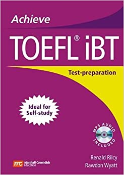 Achieve TOEFL® iBT: Student Book with Audio CD: Test-Preparation Guide