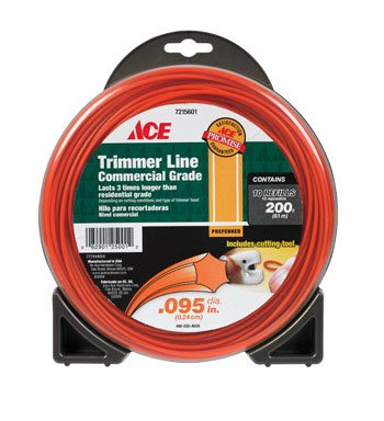 Arnold Corp 490-030-a026 Commercial Trimmer Line Large Ds .095 by ACE