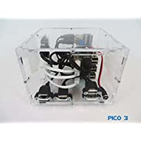 Pico 3 Raspberry PI - Assembled Cube - 16GB
