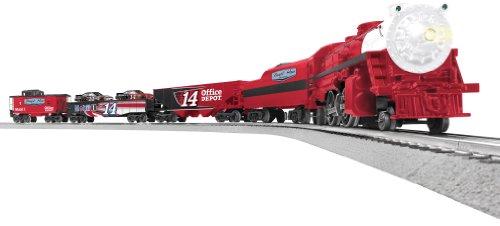 Tony Stewart  14 O Gauge Ready To Run Nascar Train Set
