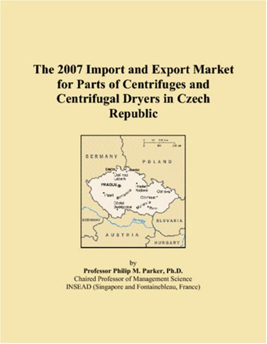 The 2007 Import and Export Market for Parts of Centrifuges and Centrifugal Dryers in Czech Republic