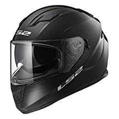 A built-in, drop down sunshield on a DOT and ECE approved full-face motorcycle helmet for under $130? The LS2 Stream crushes the competition with its factory-direct pricing. It all starts with a lightweight, aerodynamic shell made of LS2's pr...