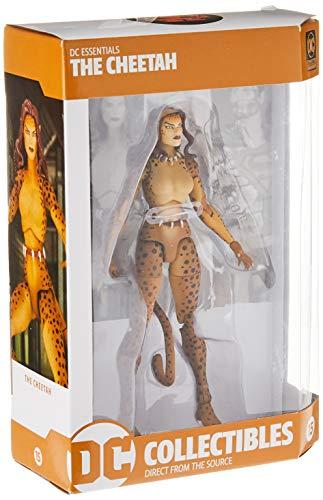 DC Collectibles Essentials: Cheetah Action Figure, Multicolor