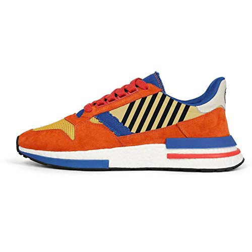 Aijhor Fas Mens Betsy Ross Flag DTOM Running Shoes Sneakers Casual Orange