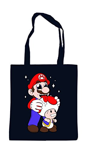 High Mario Bag Black Certified Freak