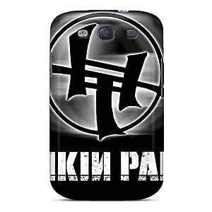 Samsung Galaxy S3 HRF989PNVP Support Personal Customs HD Linkin Park Band Skin Durable Cell-phone Hard Covers -LauraAdamicska