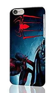 Amazing Spider-Man Custom Hard Plastic 3D cell Phones Case for Apple iphone6 - iphone 6 4.7 inch Case Cover