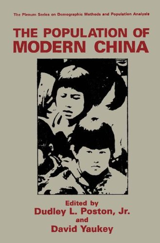 The Population of Modern China (The Springer Series on Demographic Methods and Population Analysis)