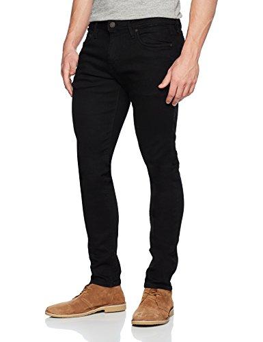 black Uomo Denim Jones Slim Jack Jeans Nero amp; 8awPqF