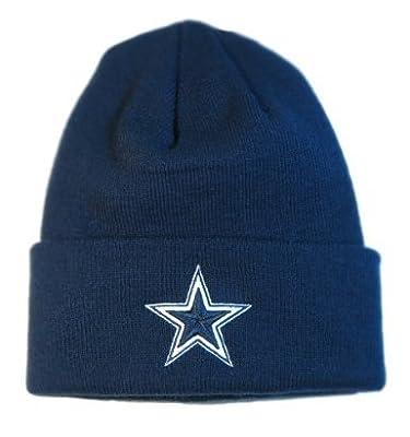 NFL Cuff Beanie Dallas Cowboys - Navy Blue