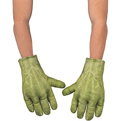 Rubie's Marvel: Avengers Endgame Child's Padded Hulk Gloves: Toys & Games