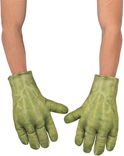 Avengers Endgame Childs Padded Hulk Gloves Marvel