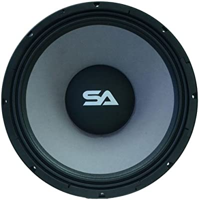 18-Inch Raw Subwoofer//Woofer//Speaker-PA DJ Pro Audio Replacement Seismic Audio