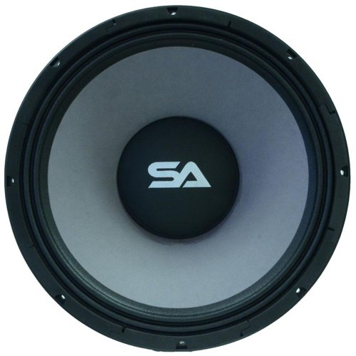 Seismic Audio - 18'' Raw Subwoofers/Woofers/Speakers - PA DJ Pro Audio Replacement Sub - 500 Watts RMS - 120 oz Magnet - 8 Ohms - 4'' Voice Coil by Seismic Audio