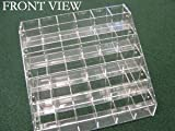 Acrylic Tiered Multi Compartment Organizer / Display - USED