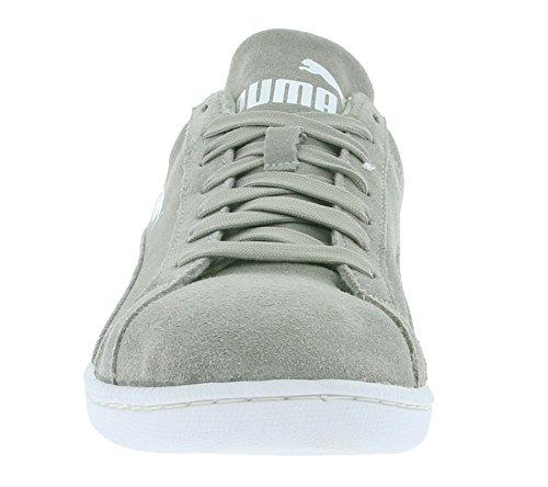 Pumas Grau Mode Smash Hommes Sneaker Jersey wXqTRt