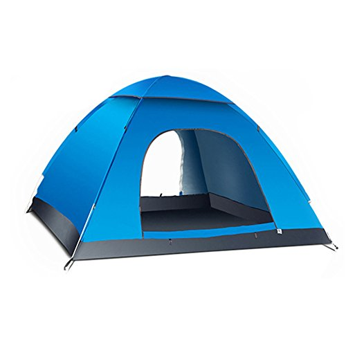 green 4 person tent - 9
