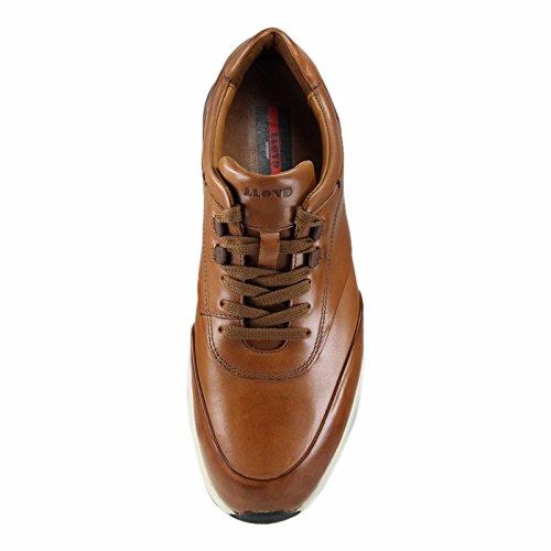 LLOYD Ajas, Sneaker Uomo Marrone (Cognac 3)