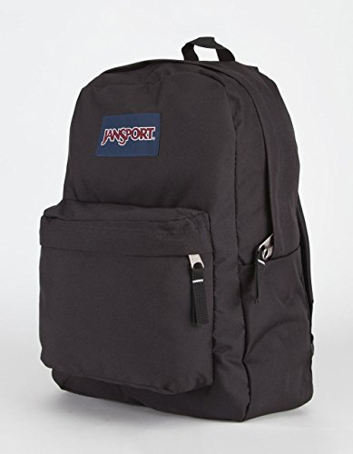Jansport Superbreak Sac ¨¤ dos Noir Tatoo Love