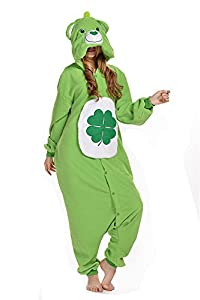 Babibridal Unisex Adults Costumes Onesie Kigurumi Sleepwear Costume One Piece Pajamas
