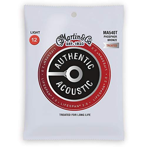 Martin Strings Acoustic Guitar Strings (41Y18MA540T)