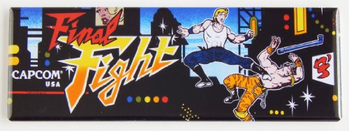 Video Arcade Game Marquee - 3