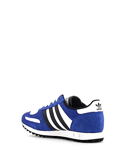 Q20590 Adidas Trainer LA K Blue Black White 1OrOtFqxn