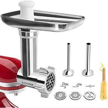 Amazon Com Kitchenaid Ssa Sausage Stuffer Kit Attachment