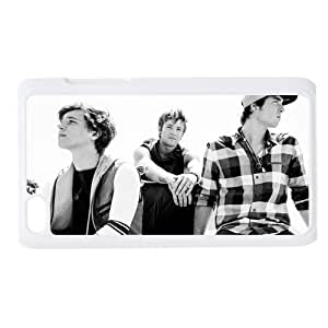 CTSLR Emblem3 Emblem 3 Hard Case Cover Skin for iPod Touch 4 4G 4th Generation- 1 Pack - Black/White - 4- Perfect Gift for Christmas
