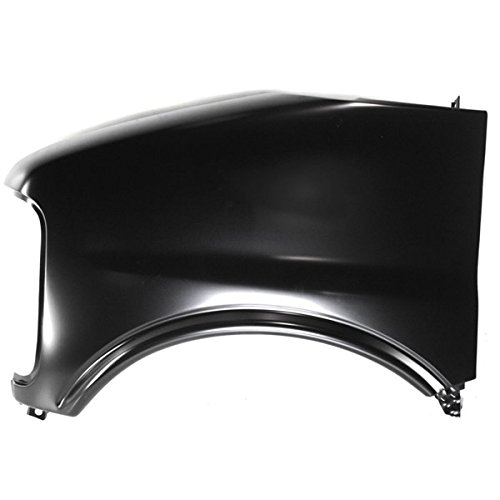 Partomotive For 96-02 Chevy Express/Savana Van Front Fender Quarter Panel Driver Side GM1240258 (96 Front 02 Express Chevy)