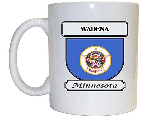 Wadena, Minnesota (MN) City Mug
