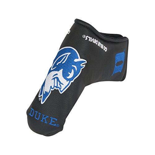 Team Effort Duke Blue Devils Black Blade Putter Cover Duke Blue Devils Cover